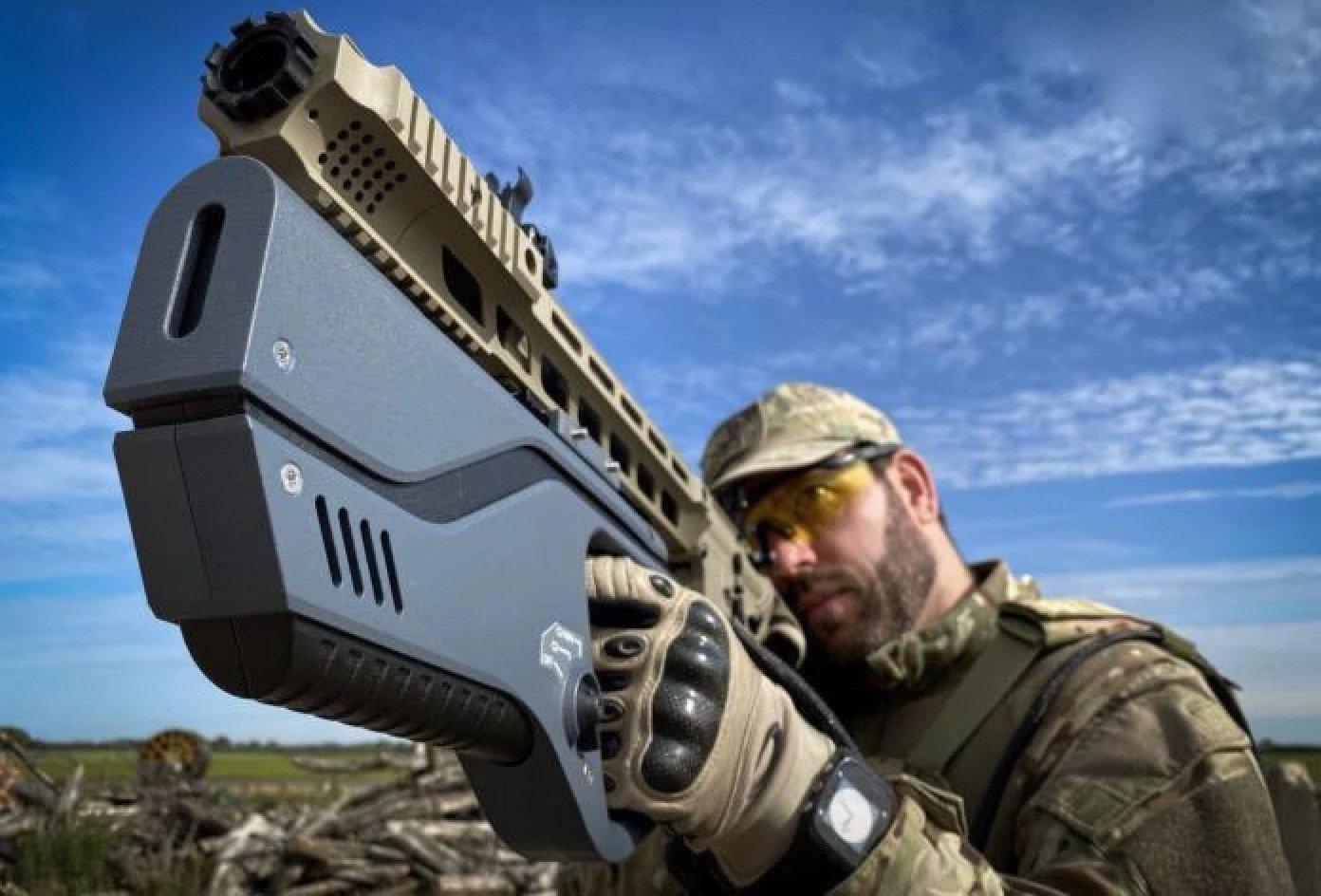 drone gun - Paladyne E1000MP σας ενοχλούν τα drones;