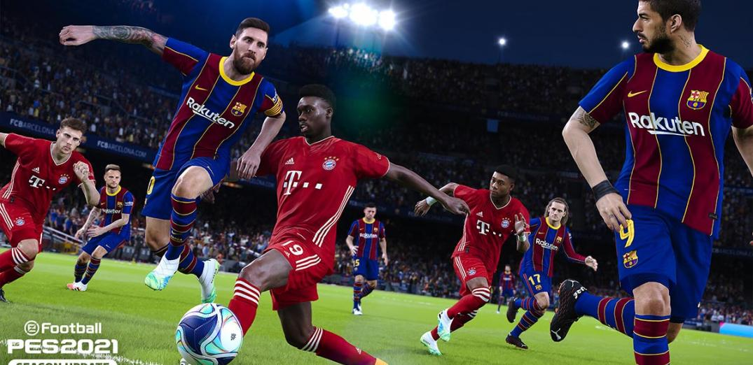 efootball pes 2021 season update ft - Scene is Back: 4 games broken with Denuvo protection