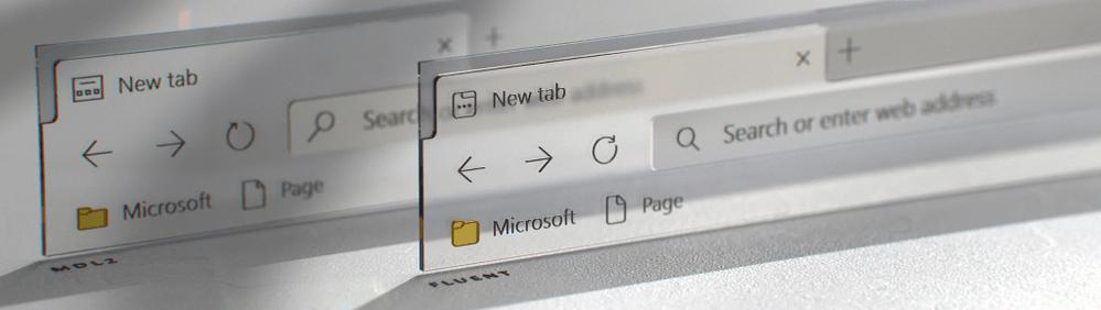 Edge New Icons 2 - Microsoft Edge New Icons Fluent Design