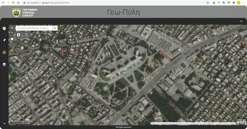 GYS - Ξεθολώστε τους χάρτες της Google