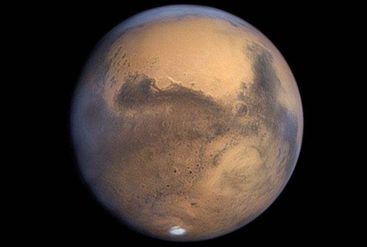 Mars - Ο καλύτερος χάρτης του πλανήτη Άρη που φωτογραφήθηκε ποτέ από την επιφάνεια της Γης