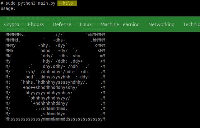 Screenshot 2020 11 10 routopsy attack often overlooked networking protocols - routopsy: Έλεγξε την ασφάλεια του τοπικού δικτύου σου