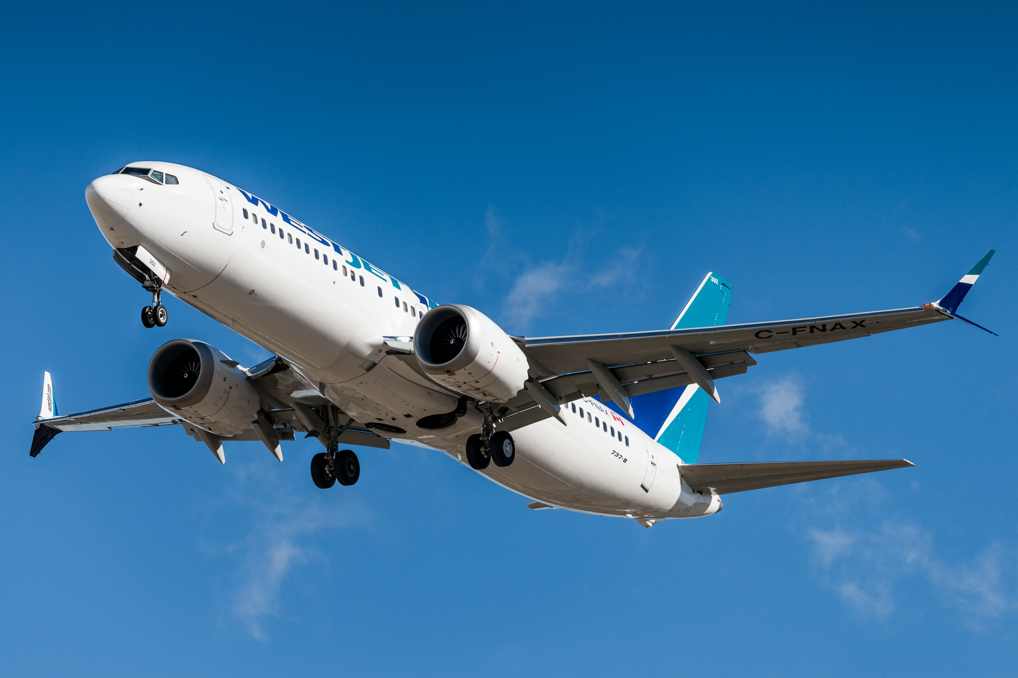 WS YYC 737 MAX 1 - Boeing 737 Max returns but some disagree