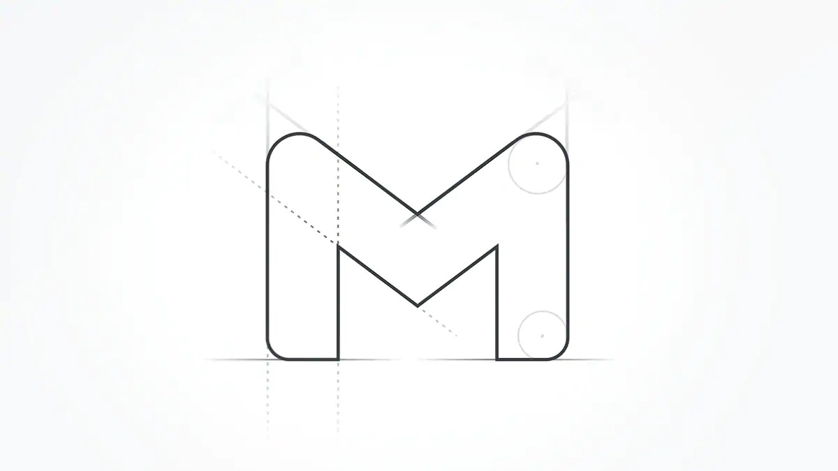 gmail logo - Offline all Google services
