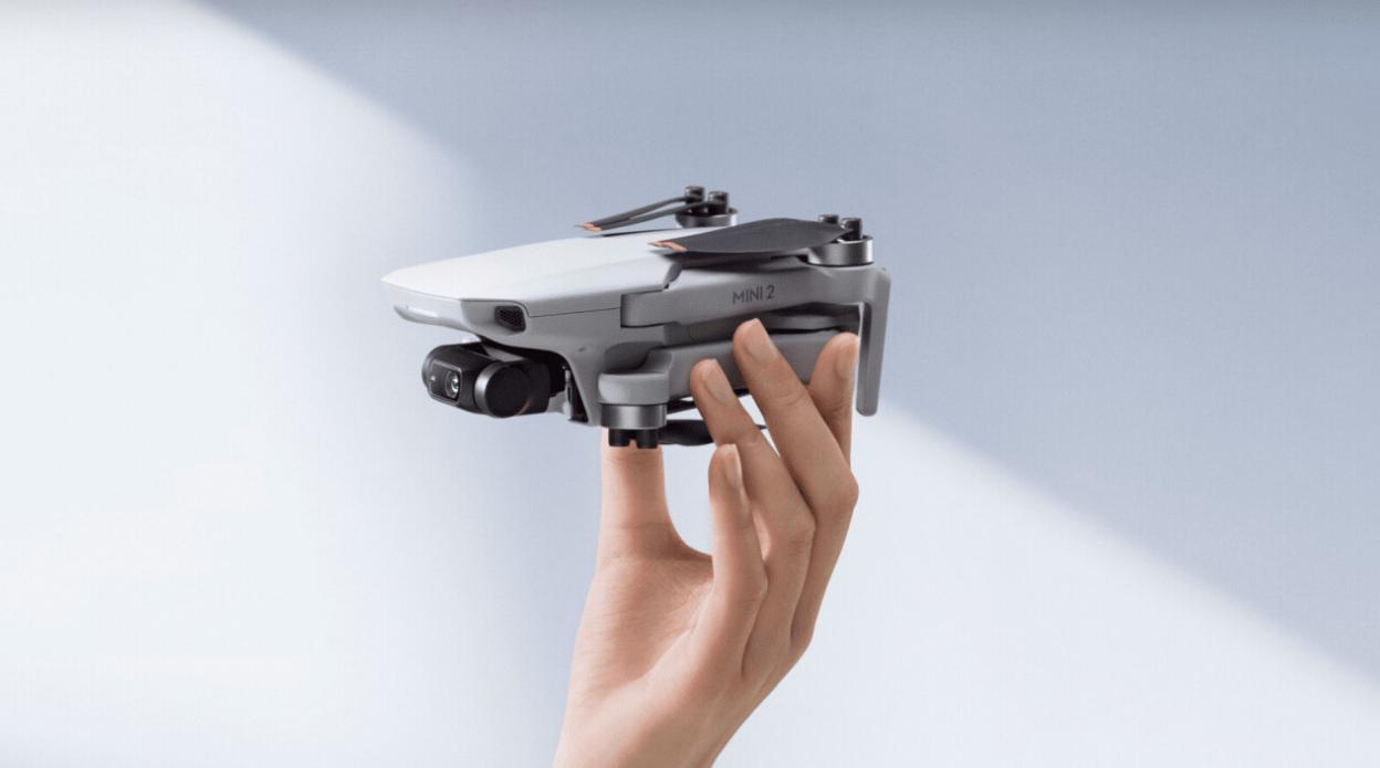 mini 2 - DJI Mini 2 μικρό αλλά πανίσχυρο drone