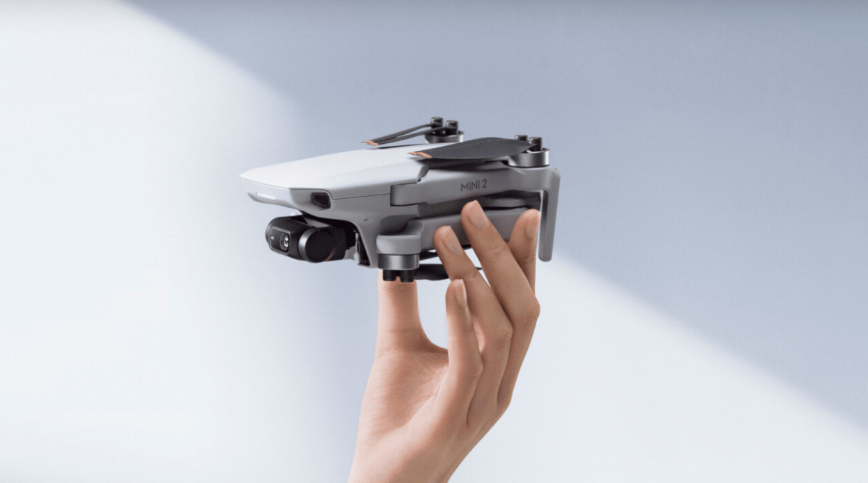 mini 2 - DJI Mini 2 small but powerful drone
