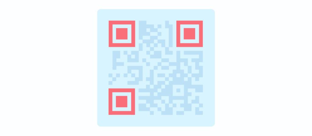 qr code positioning markings - Πώς ένα επιτραπέζιο παιχνίδι και οι ουρανοξύστες ενέπνευσαν την ανάπτυξη του κώδικα QR