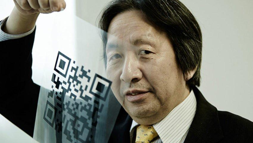 qr codes work masahiro hara - Πώς ένα επιτραπέζιο παιχνίδι και οι ουρανοξύστες ενέπνευσαν την ανάπτυξη του κώδικα QR