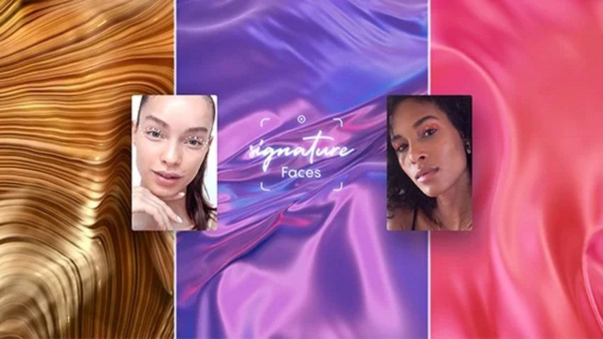 signature face loreal - Ψηφιακό makeup από την L'Oreal