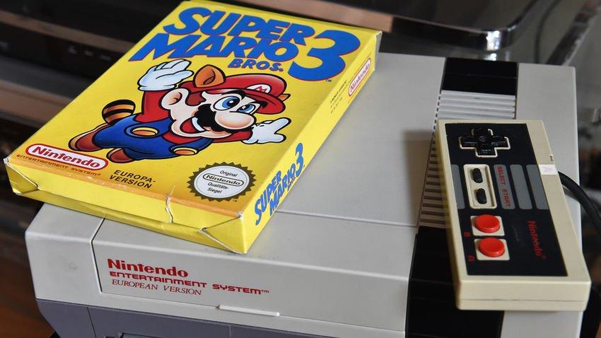 super mario bros 3 - Το Super Mario Bros. 3 πουλήθηκε για 156.000 $
