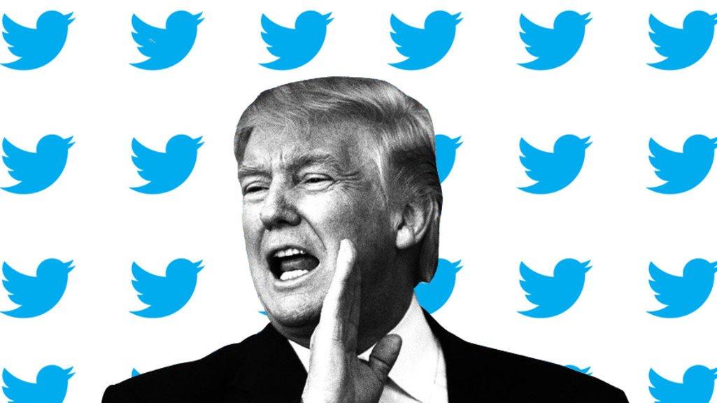trump Twitter - Twitter changes presidential accounts for Biden