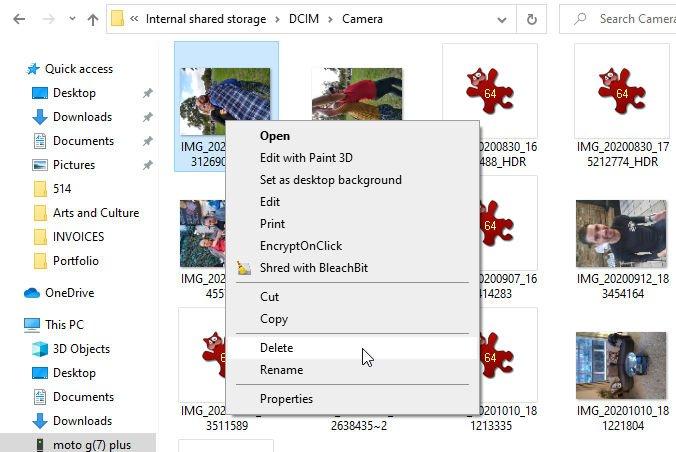 windows delete - 5 καλύτεροι τρόποι μόνιμης διαγραφής δεδομένων σε κινητό Android