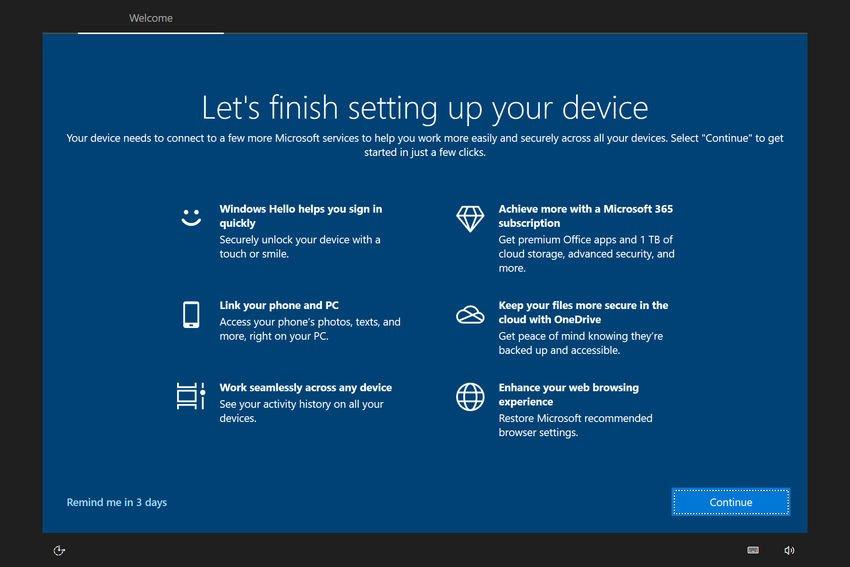 "windows update 2 - Μην πατήσετε το κουμπί ""Πάμε!"" στην εφαρμογή Ρυθμίσεις των Windows 10"