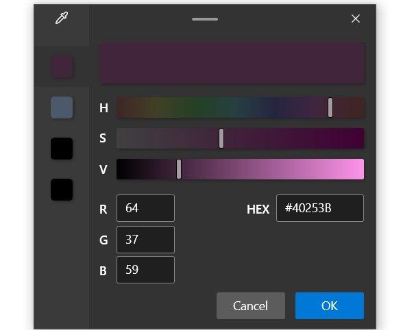 Color Picker 2 - Microsoft PowerToys κυκλοφόρησε νέα έκδοση