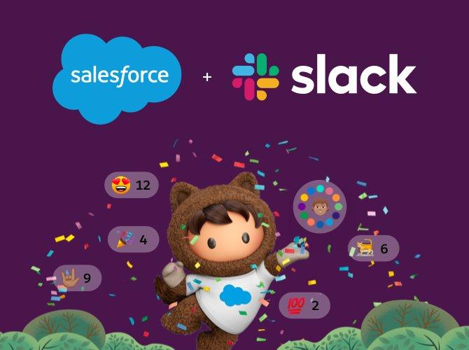 News Blog Header - Salesforce buys Slack for $ 27,7 billion