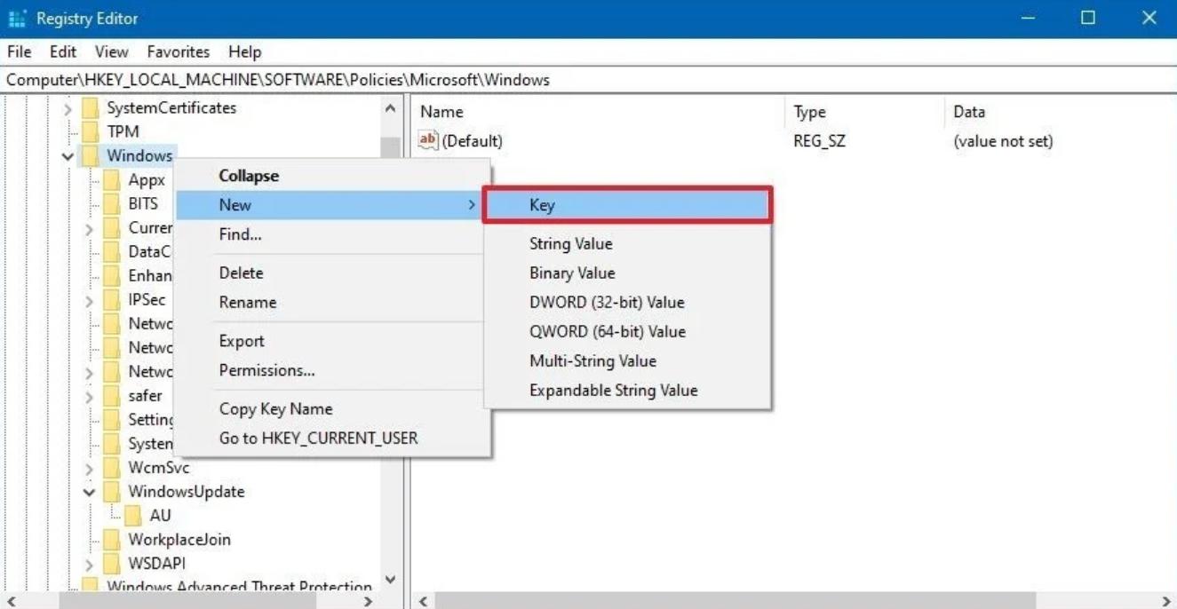 Screenshot 2020 12 12 20 34 44 - Windows 10 απενεργοποιήστε τις αυτόματες ενημερώσεις