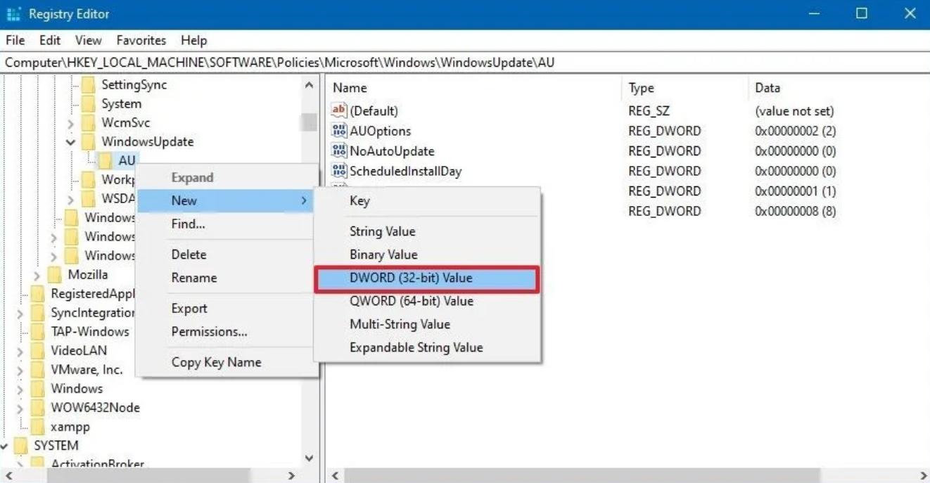 Screenshot 2020 12 12 20 38 33 - Windows 10 απενεργοποιήστε τις αυτόματες ενημερώσεις