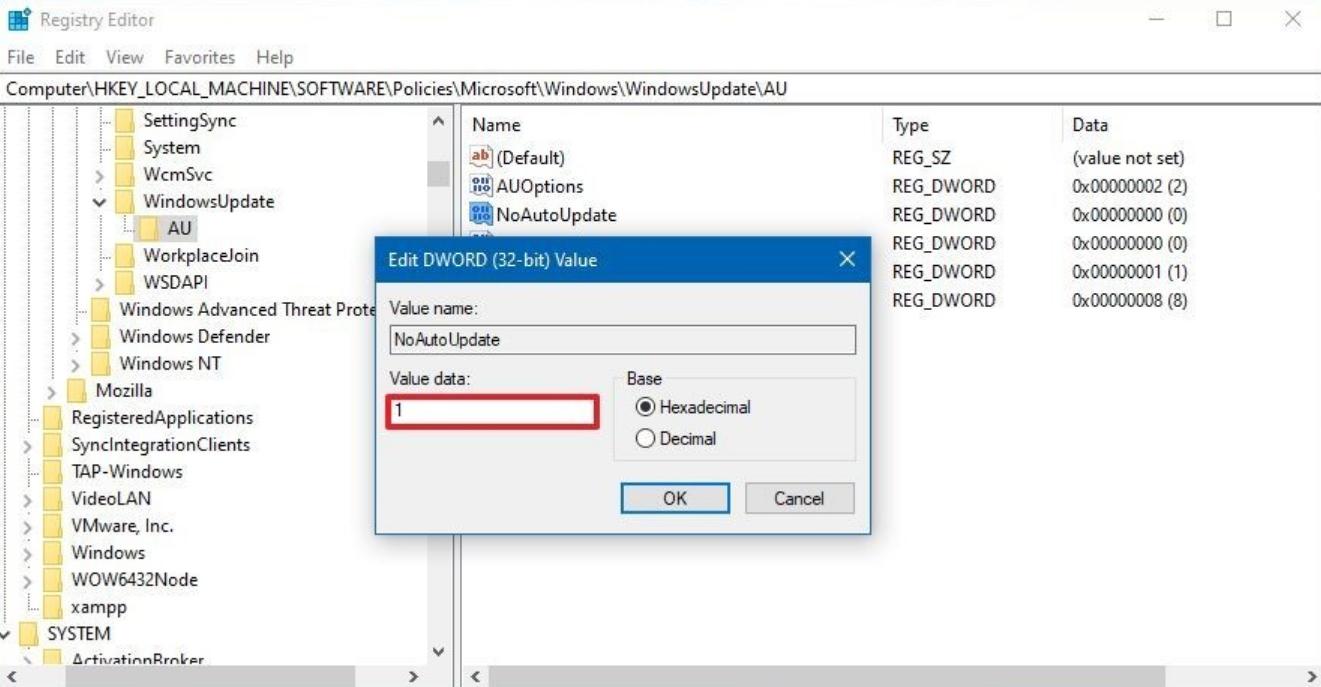 Screenshot 2020 12 12 20 40 14 - Windows 10 απενεργοποιήστε τις αυτόματες ενημερώσεις