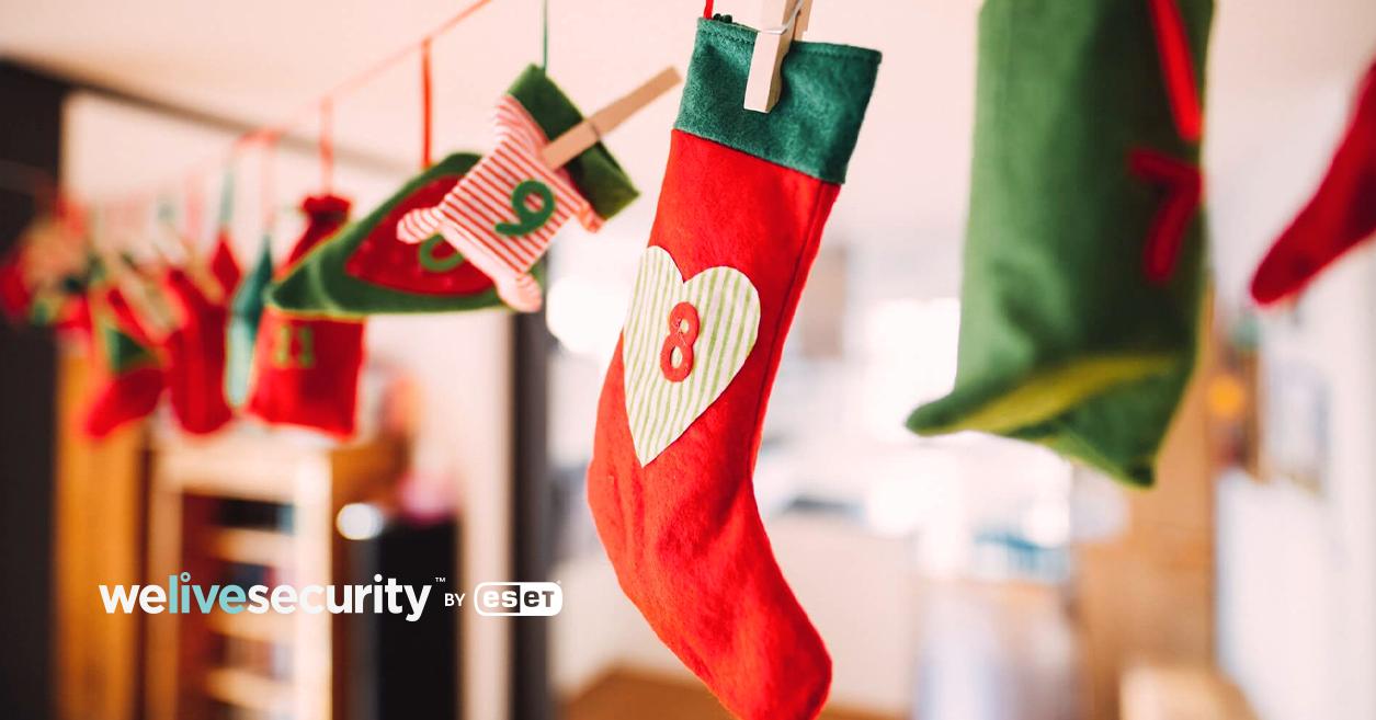 WLS Advent Online shopping Oline Shopping 2 Landscape - ESET Συμβουλές για τις online Χριστουγεννιάτικες αγορές σας