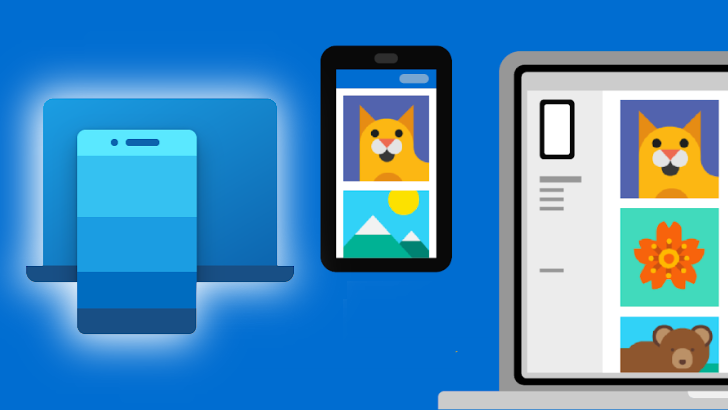 Your Phone - Your Phone: Android Contacts in Windows 10