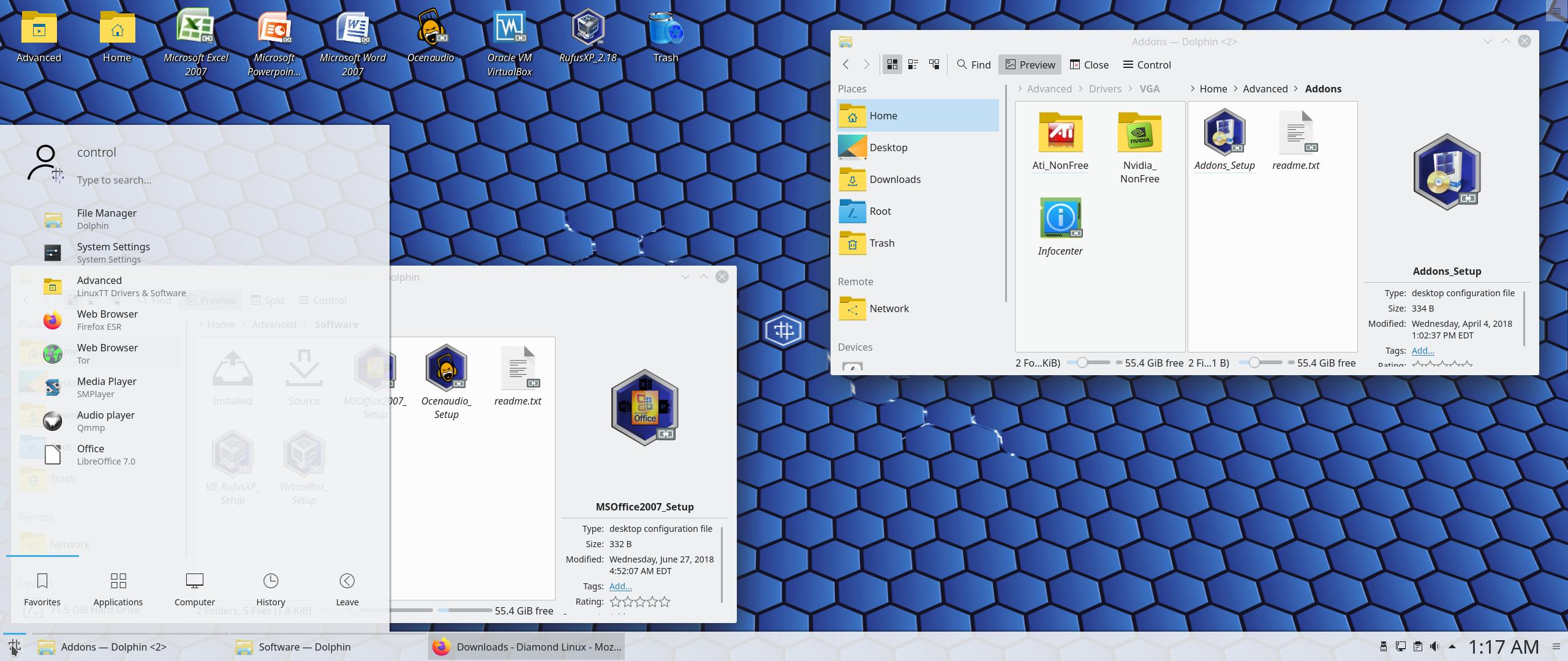 fb61aa28 6db4 6810 4ed9 cfa3e955077d - Diamond Linux-TT easy Linux for Windows users