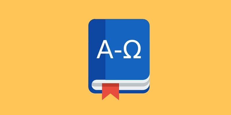 lexiko - Greek Dictionary for Android Christos Christidis