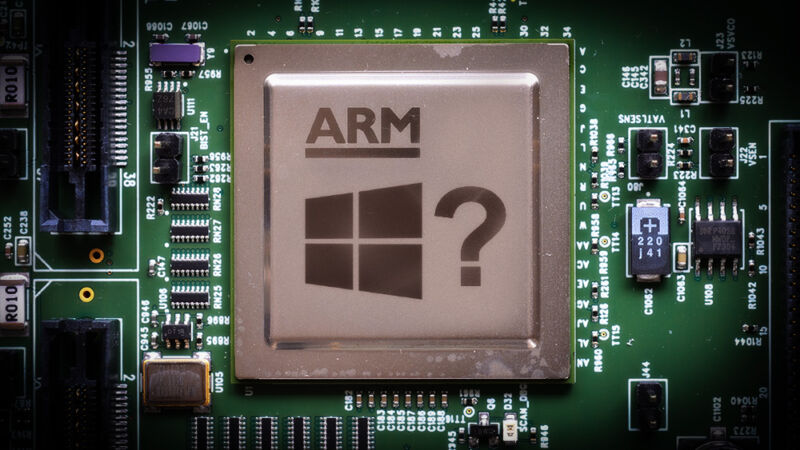 microsoft arm chip - Microsoft designs its own ARM-based processors