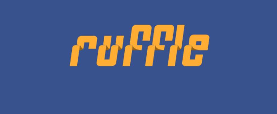 ruffle - The Flash Player Ruffle emulator is also a standalone program