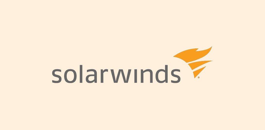 solarwind - Hacked η πλατφόρμα Orion της SolarWinds