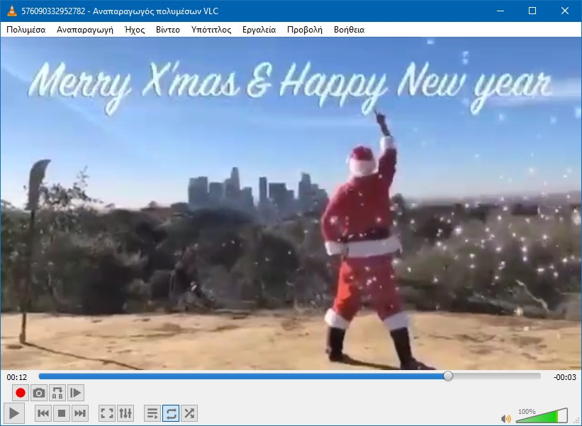 vlc - Five free software to set a video as wallpaper in Windows 10