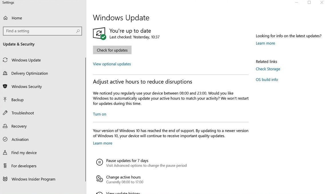 windows 10 update - Windows 10 ετοιμαστείτε για αναγκαστικές αναβαθμίσεις