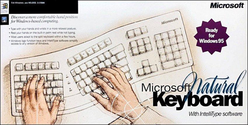 xnatural keyboard microsoft - Γιατί τα πληκτρολόγια διαθέτουν πλήκτρο Windows;