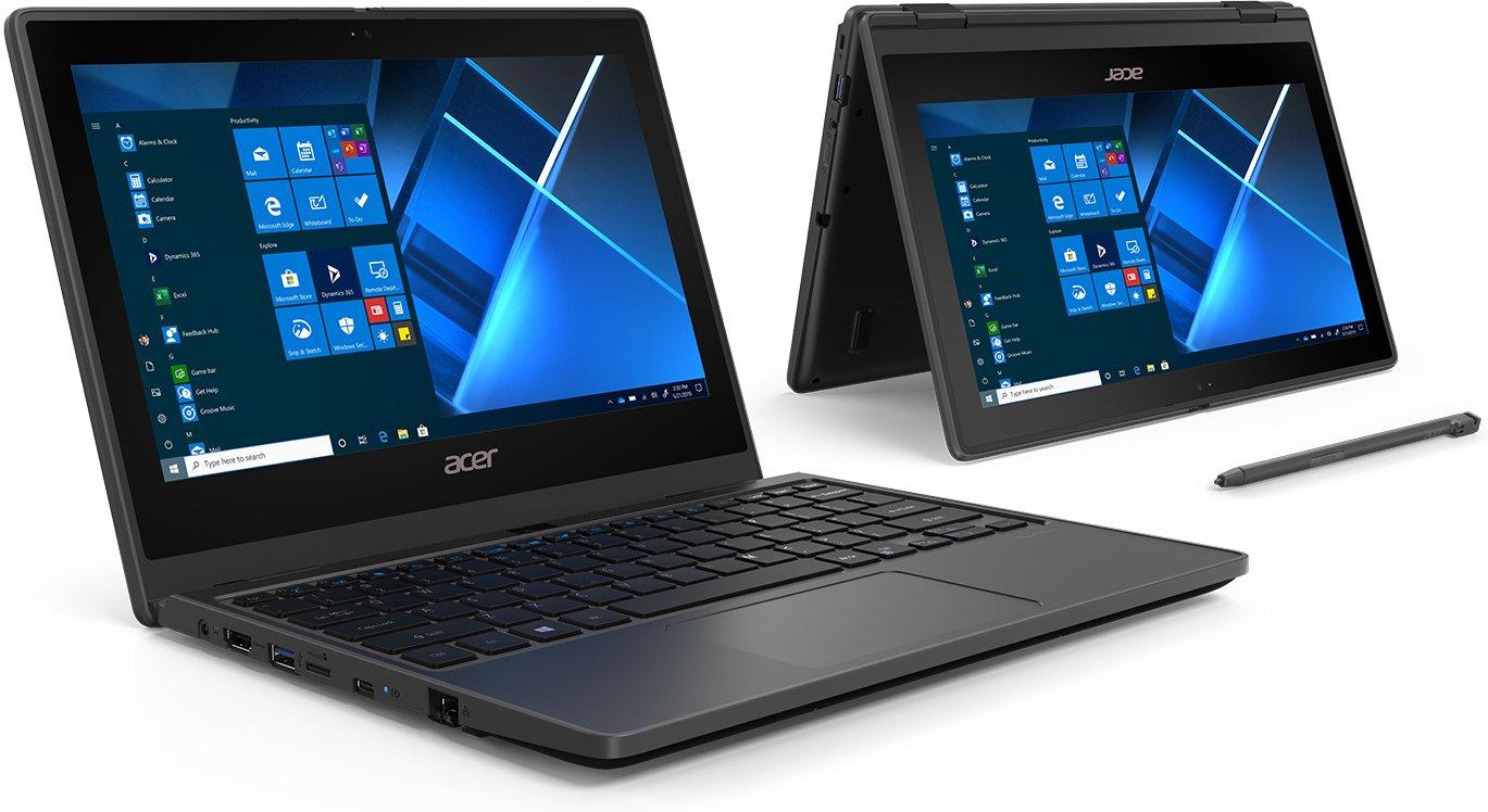 Acer TravelMate Spin B3 01 - Acer TravelMate Spin B3 στρατιωτικών προδιαγραφών