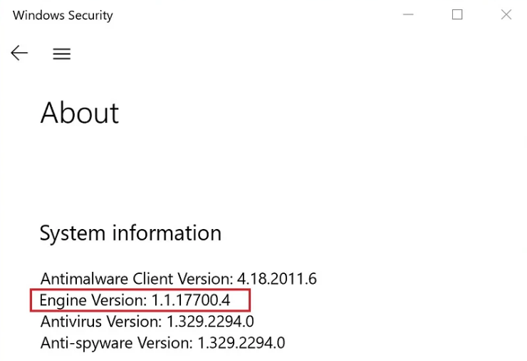 Screenshot 2021 01 17 19 45 21 - Is Microsoft Defender the safe version?