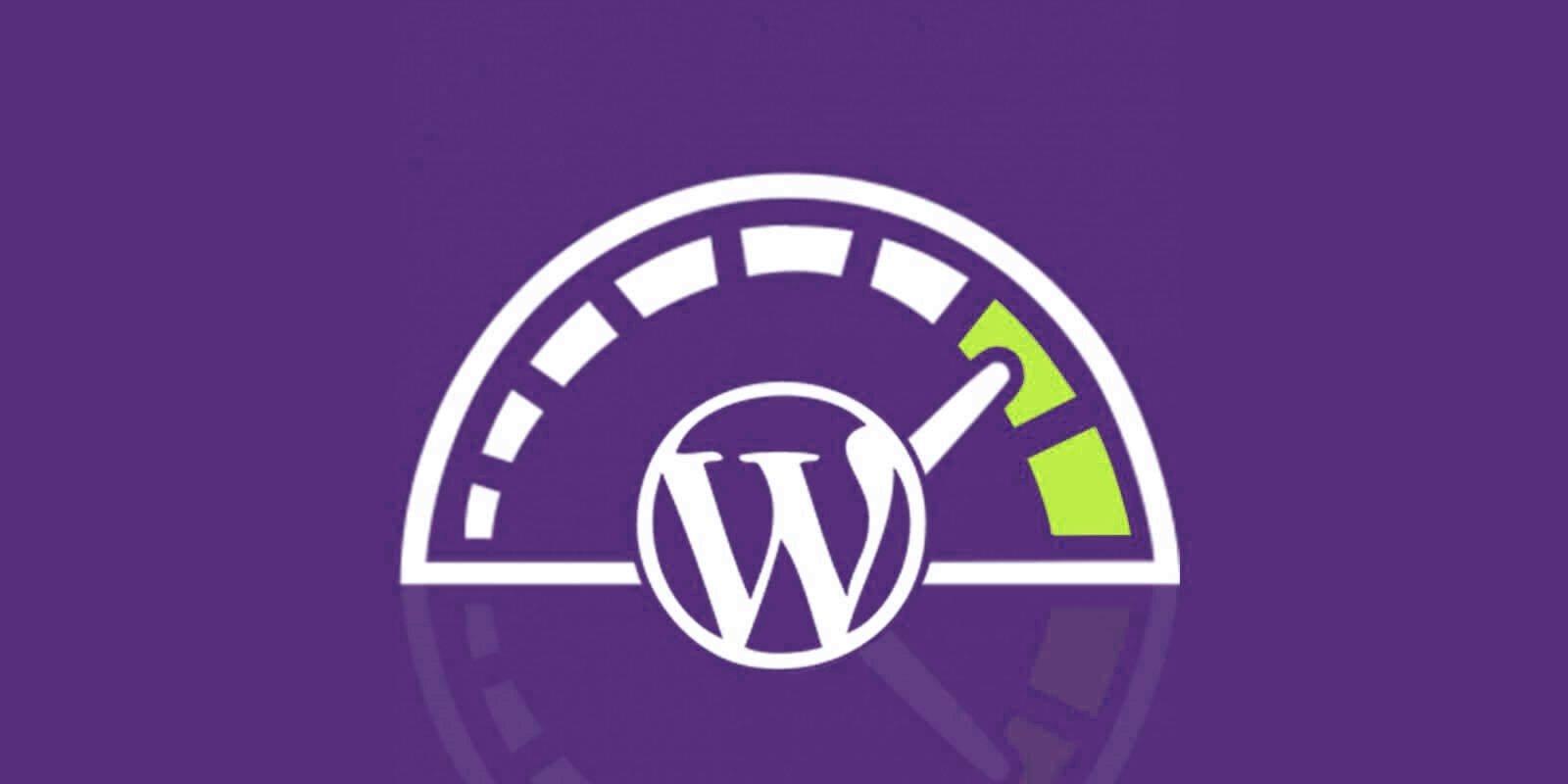 Speed WordPress - WordPress πως μπορεί να τρέξει γρηγορότερα;