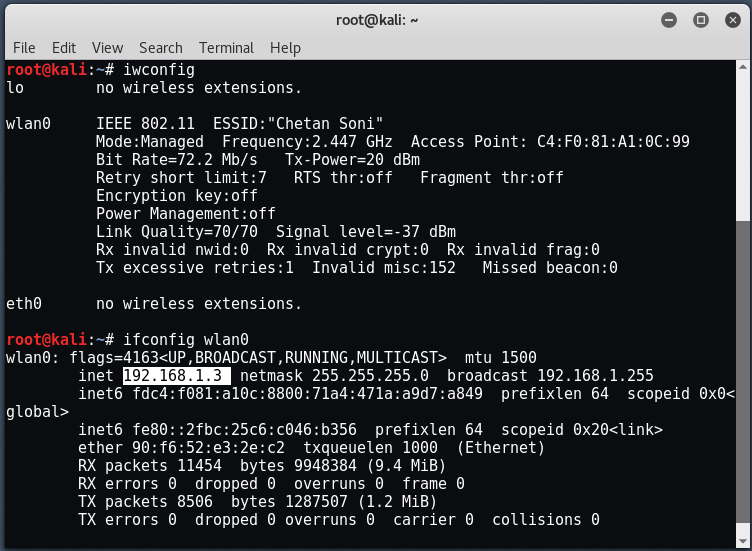 android2 - Hack σε Android με το Metasploit μέσω LAN/WAN
