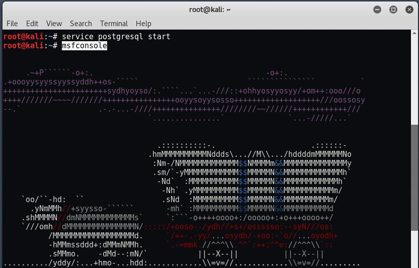 android4 - Hack σε Android με το Metasploit μέσω LAN/WAN