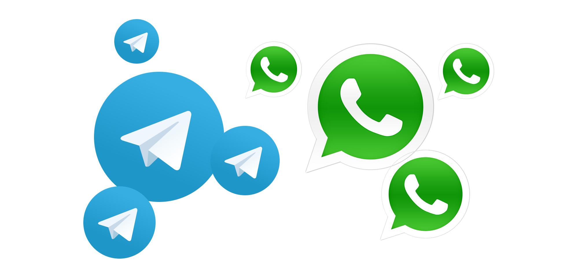 telegram WhatsApp - Telegram επιτρέπει την εισαγωγή συνομιλιών από WhatsApp
