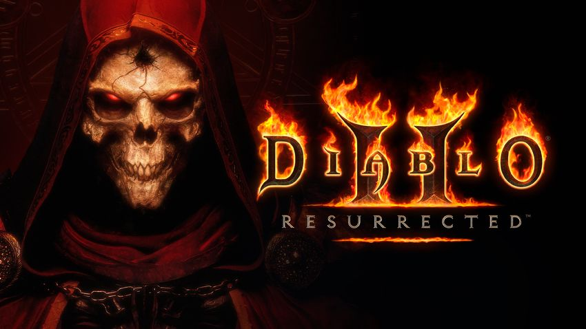 Diablo II Resurrected - A diablo II remaster is coming