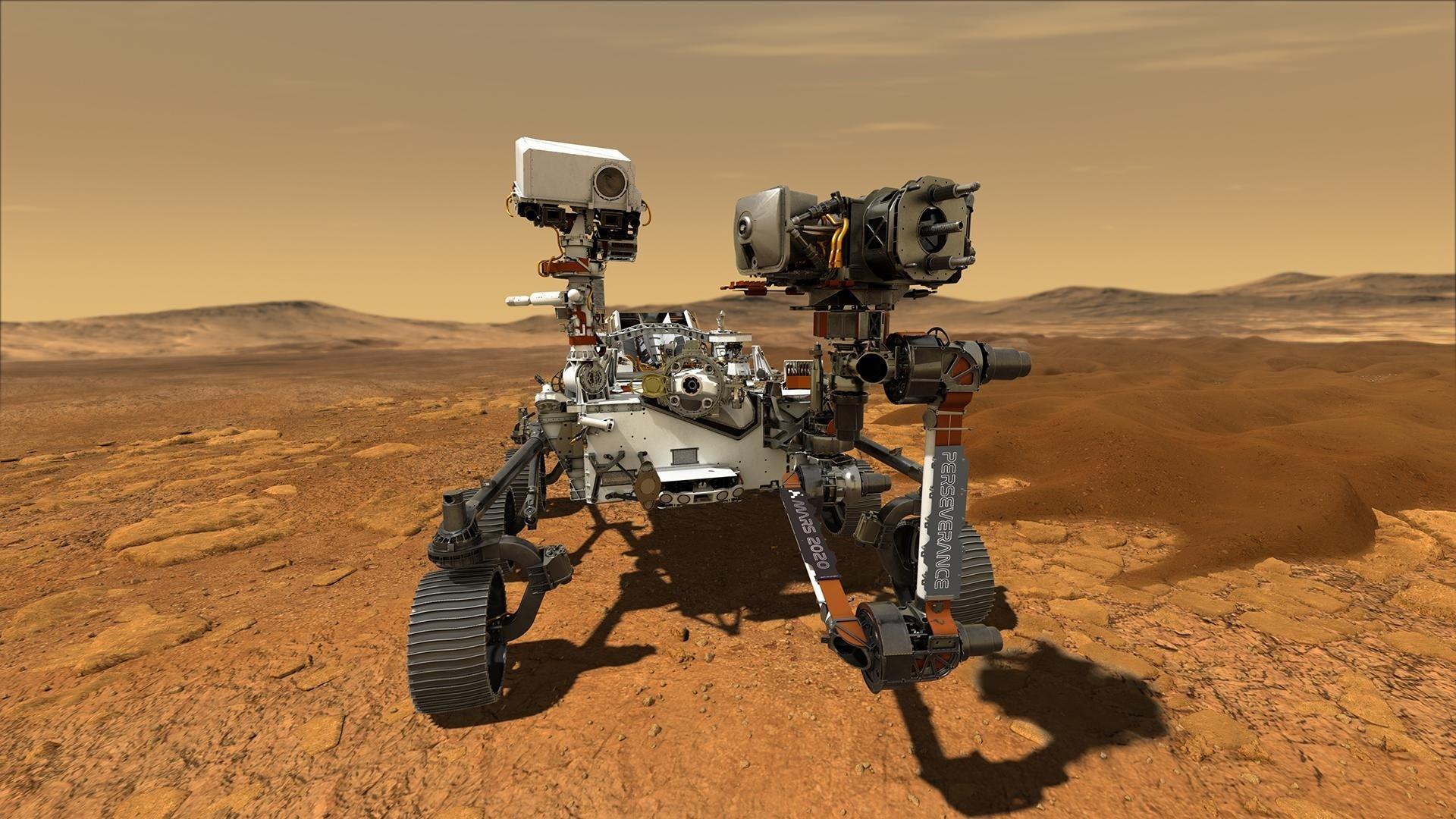 Perseverance - Linux και open-source έφτασαν στον Άρη