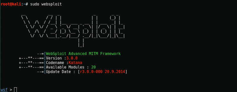 Screenshot 2021 02 22 Man in the Middle Attack with Websploit Framework Yeah Hub - Οδηγός επίθεσης MITM σε τοπικό δίκτυο