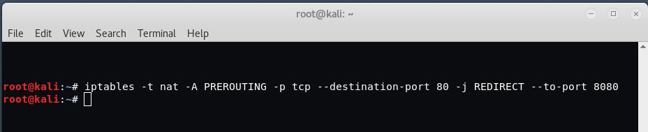 mitm2 - Σύλληψη πακέτων HTTPS/FTP με ARP Spoofing και MITM
