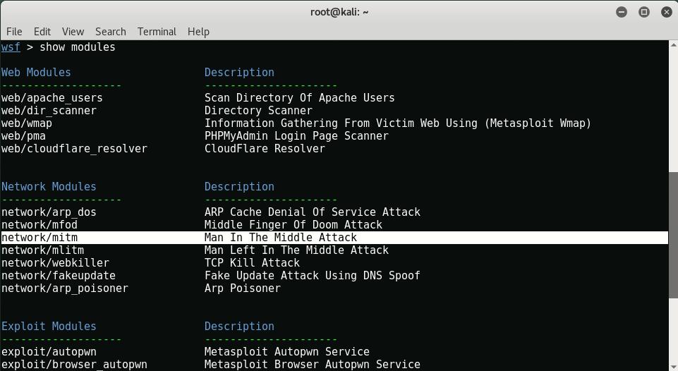 mitm3 - Σύλληψη πακέτων HTTPS/FTP με ARP Spoofing και MITM