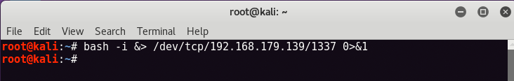 netcat2 - Guide to Reverse Shell between Two Linux Machines