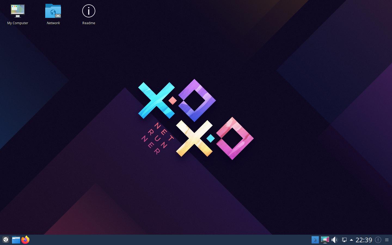 netrunner - Netrunner 21.01 XOXO Dedian με τον τελευταίο LTS kernel