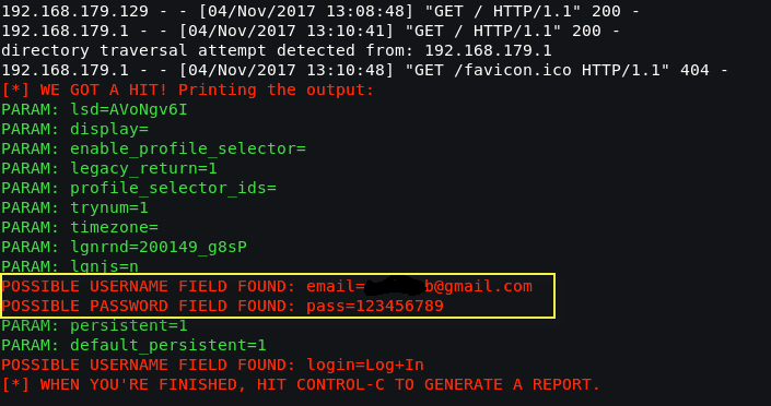 setoolkit7 - Οδηγός για μια επιτυχημένη Phishing επίθεση