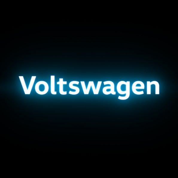 13212 Voltswagen - Πρόωρο πρωταπριλιάτικο αστείο: Volkswagen γίνεται Voltswagen στις ΗΠΑ