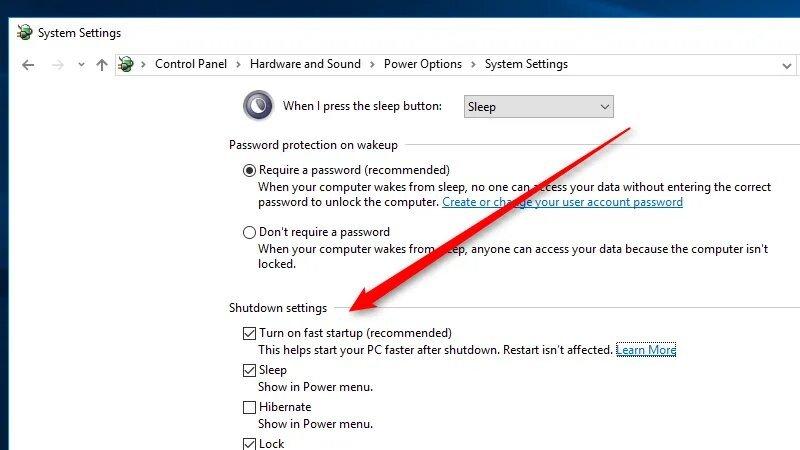 1526844273443938480 - Windows fast boot Τι είναι και γιατί να το απενεργοποιήσετε