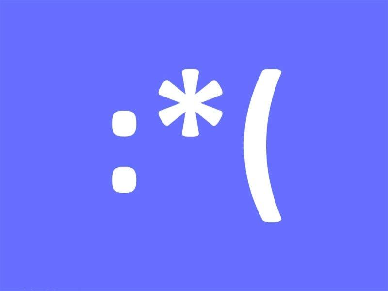 Sad Windows - KB4601319 πάμε πάλι Προβλήματα με File History και webcam