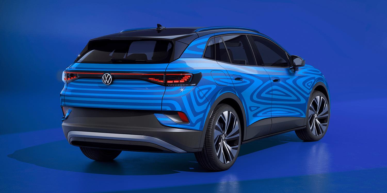 VW ID.4 - Πρόωρο πρωταπριλιάτικο αστείο: Volkswagen γίνεται Voltswagen στις ΗΠΑ